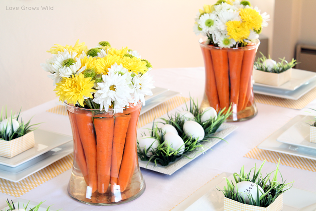 Easter Tablescape 8