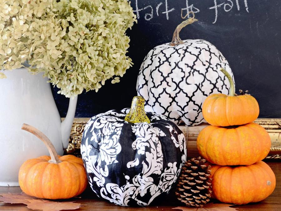 60 idees fthinopwrinis diakosmisis halloween
