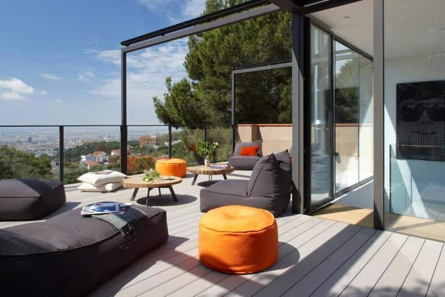 home design barcelona spain collserola molins interiors