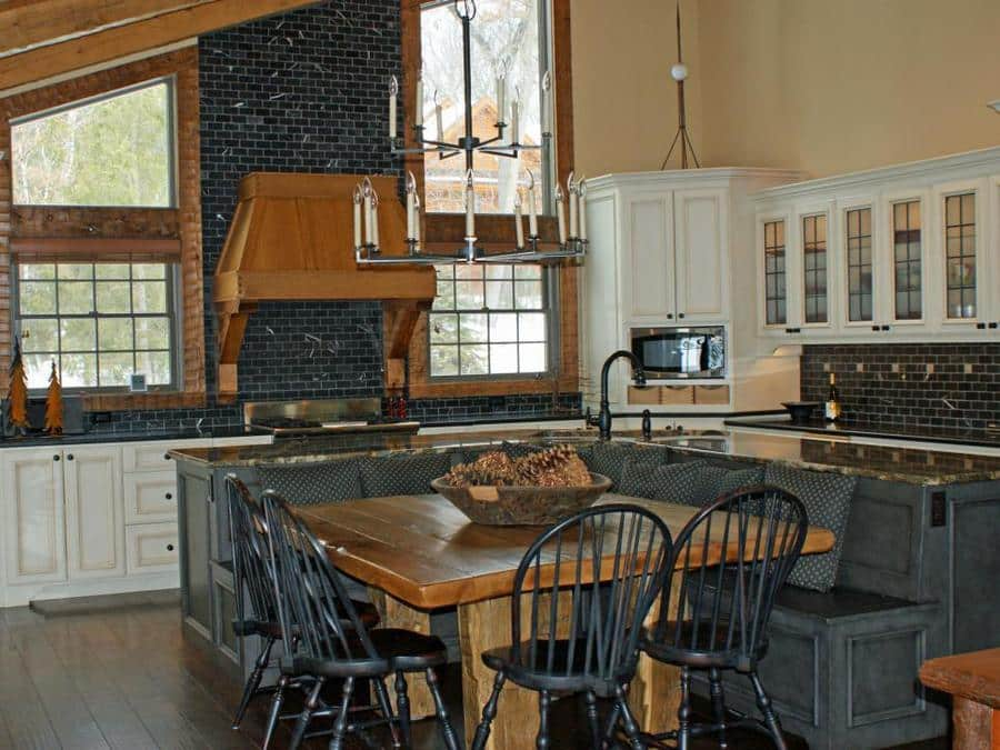 45 kitchen splashes hgtv