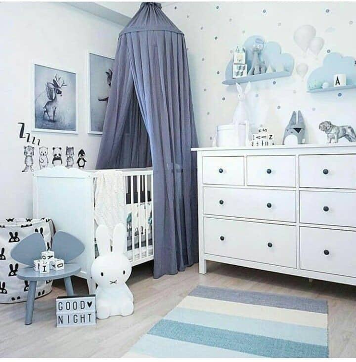 Τα πιο μοντέρνα παιδικά δωμάτια του 2019