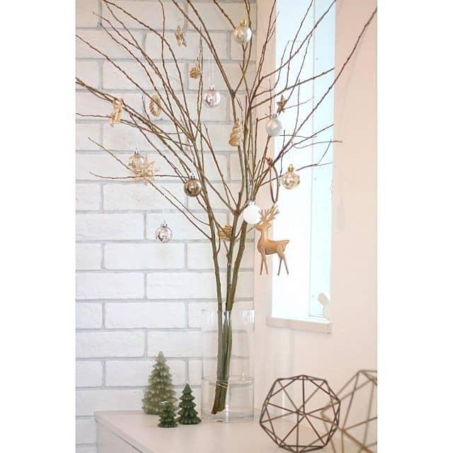 Χριστουγεννιάτικη διακόσμηση σπιτιού με απλά και γρήγορα βήματα