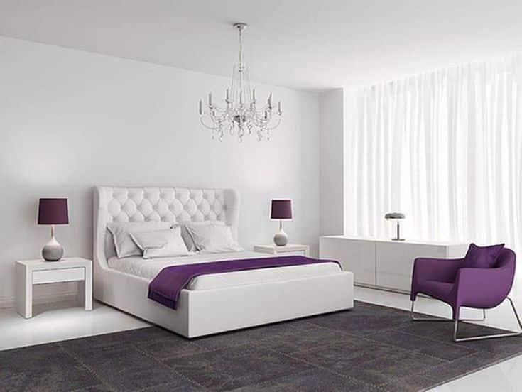30 ιδέες διακόσμησης κρεβατοκάμαρας σε γκρι και λευκές αποχρώσεις • Tospitakimou.gr