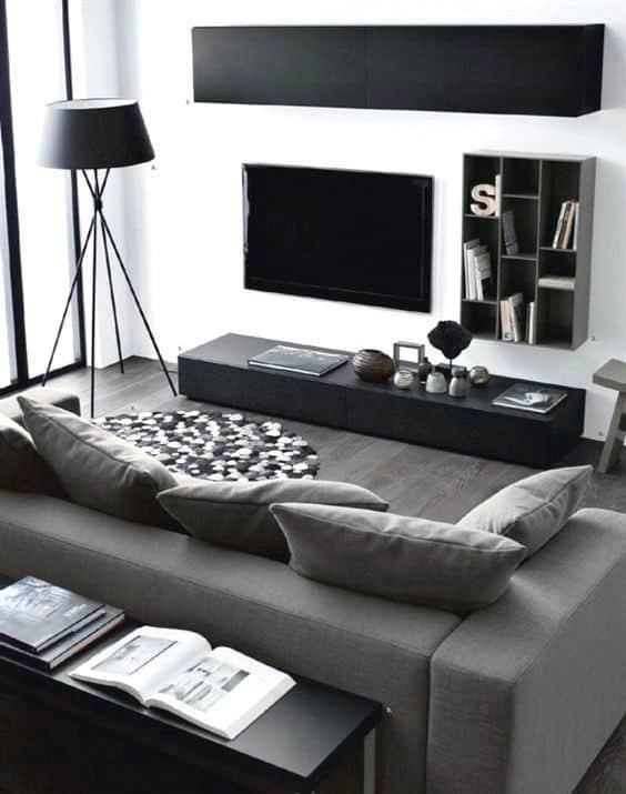 Συμβουλές διακόσμησης για μαύρα έπιπλα • Tospitakimou.gr