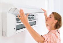 Καθάρισμα και αλλαγή φίλτρου air condition