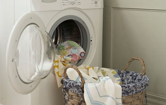 Απολύμανση πλυντηρίου ρούχων
