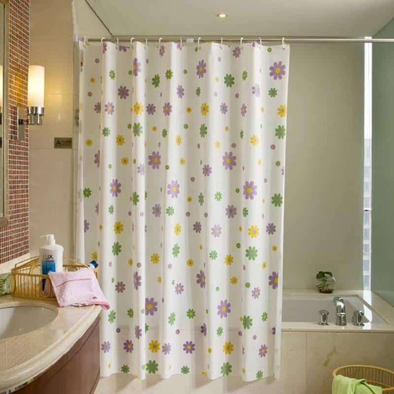 Απολύμανση κουρτίνας μπάνιου και αφαλάτωση τηλεφώνου ντουζ