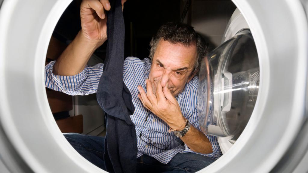 καθαρισμός πλυντηρίου ρούχων και άσχημες οσμές