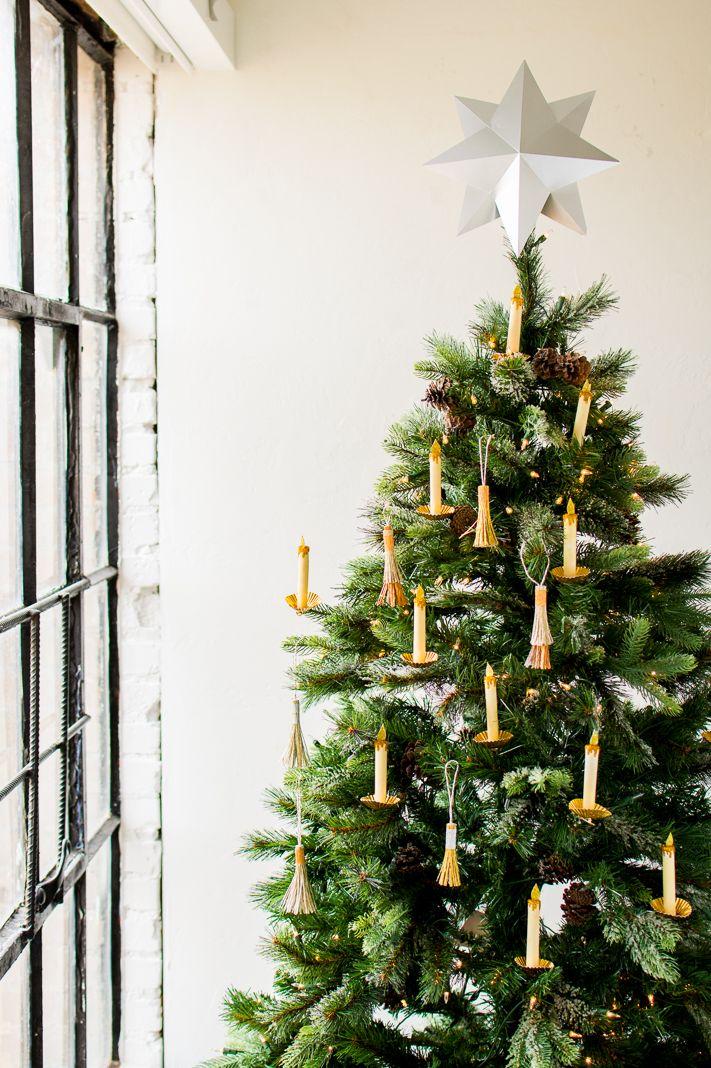 Ιδέες στολισμού Χριστουγεννιάτικου δέντρου 2020