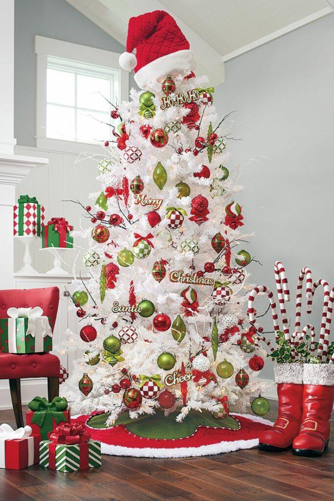 21 πανέμορφα λευκά χριστουγεννιάτικα δέντρα