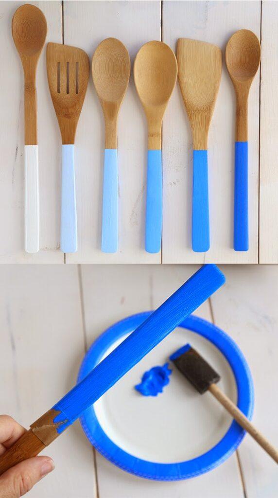 18 diy κατασκευές που θα δώσουν άλλον αέρα στην κουζίνα σας!